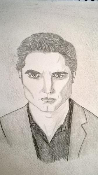 Robert Pattinson by valou50530